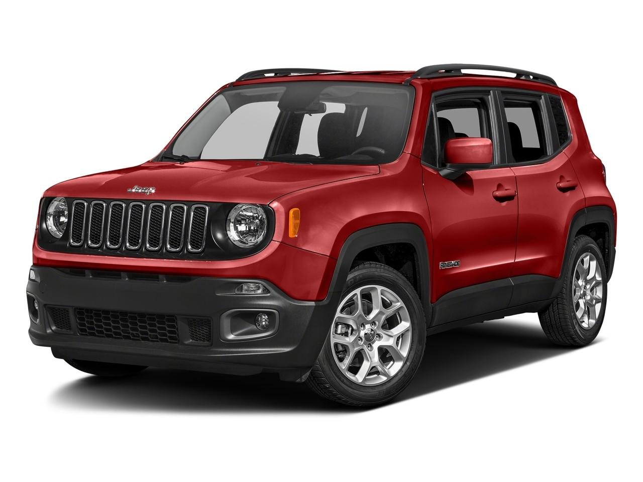 2017 Jeep Renegade Vehicle Photo in Vermilion, OH 44089