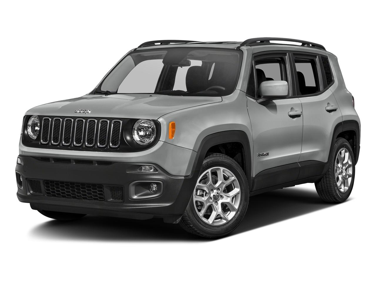 2017 Jeep Renegade Vehicle Photo in Medina, OH 44256