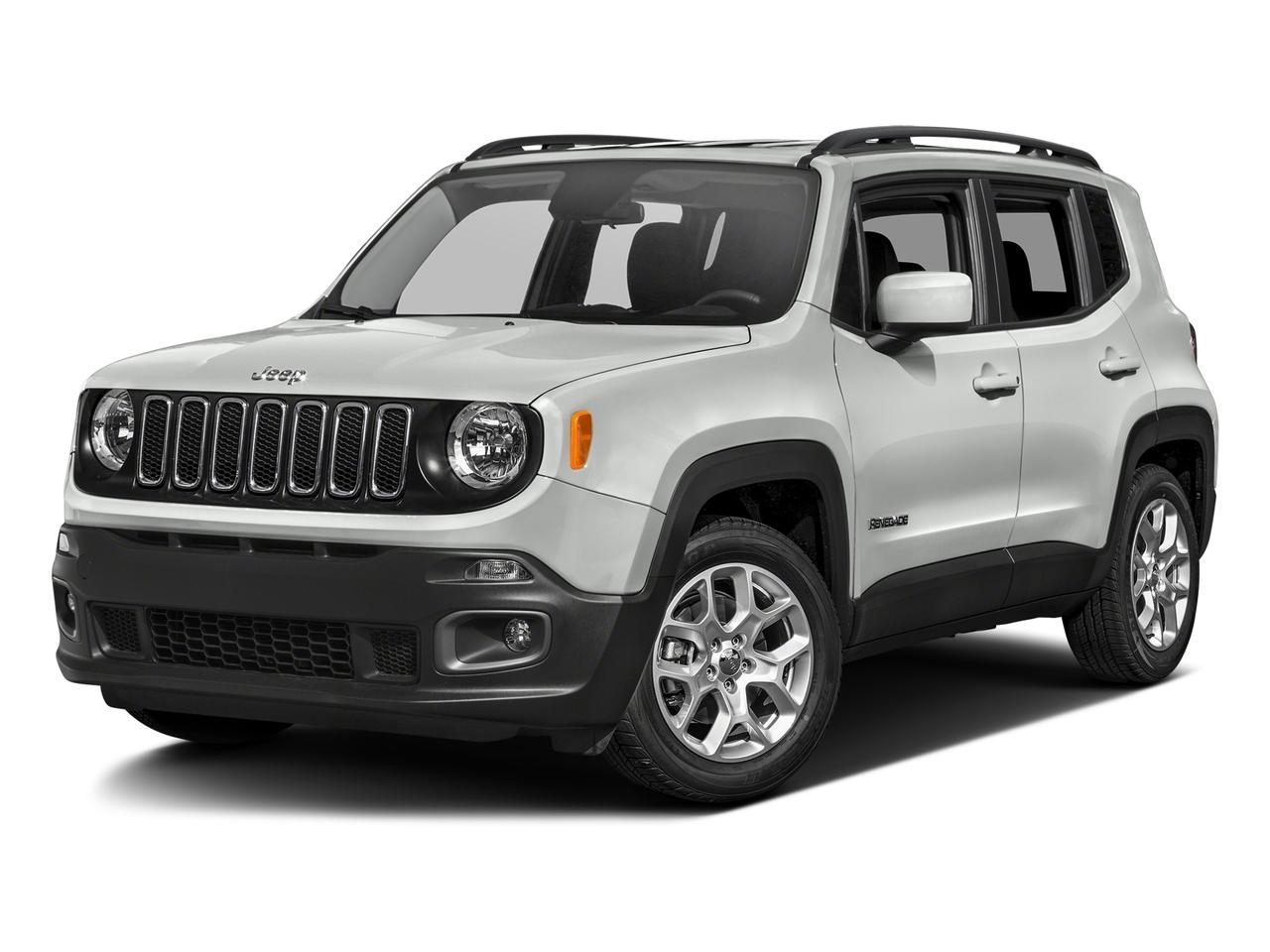 2017 Jeep Renegade Vehicle Photo in ANNAPOLIS, MD 21401