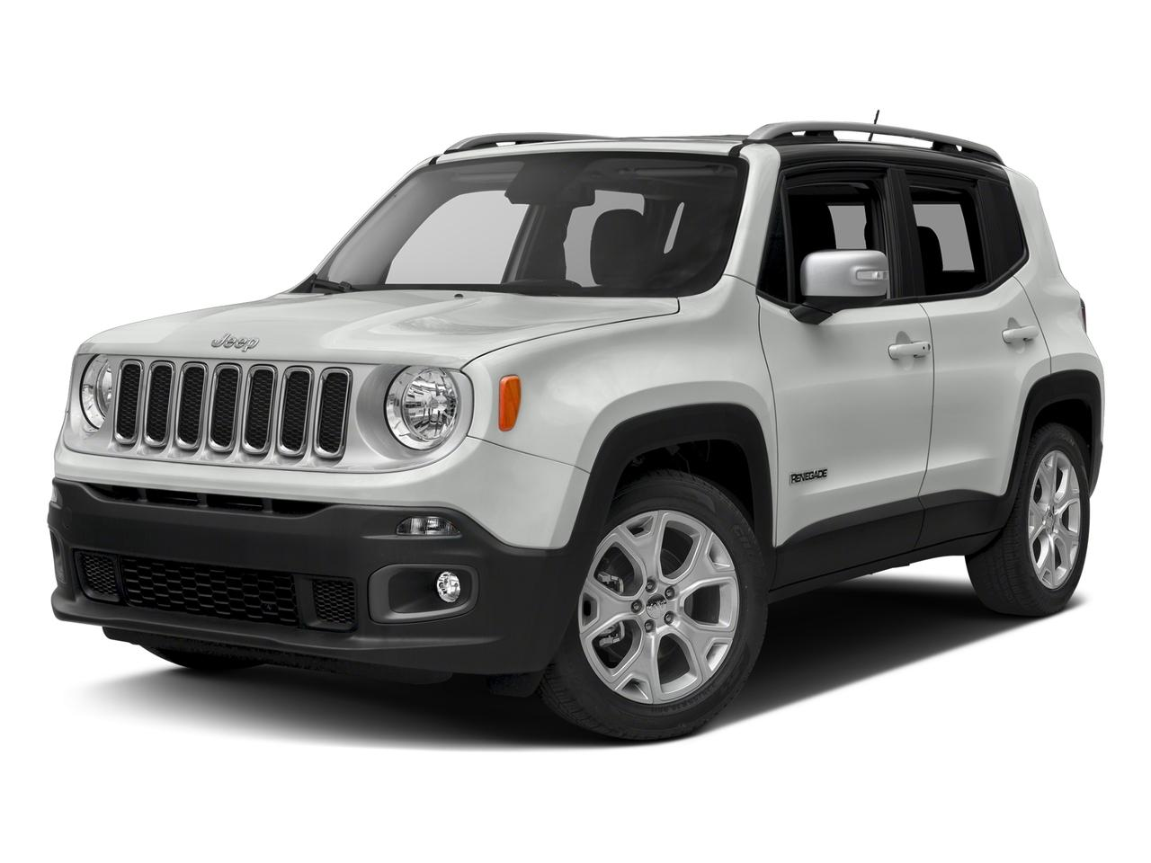 2017 Jeep Renegade Vehicle Photo in Prescott, AZ 86305