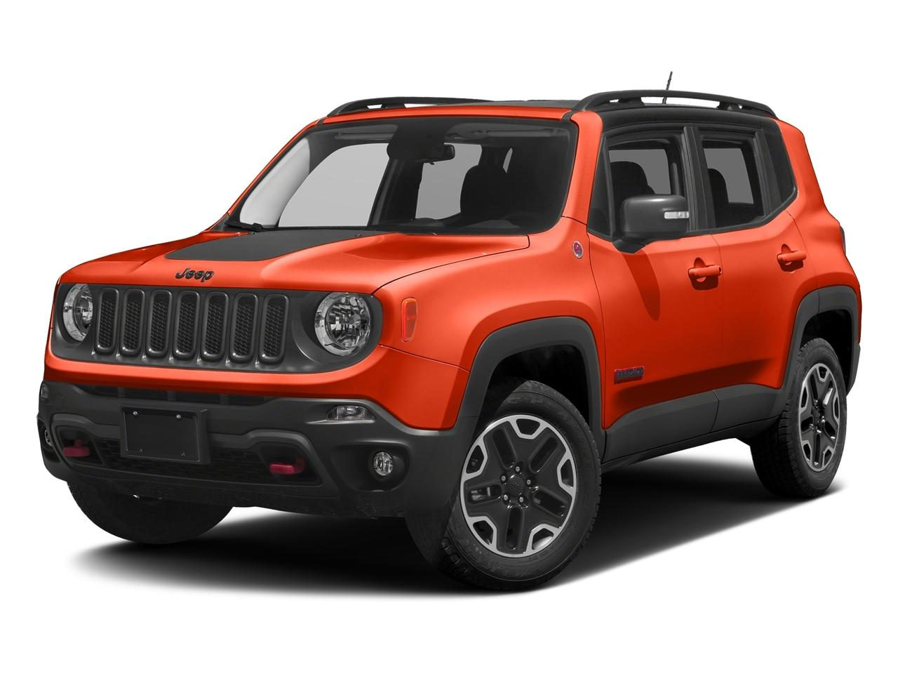 2017 Jeep Renegade Vehicle Photo in Owensboro, KY 42303