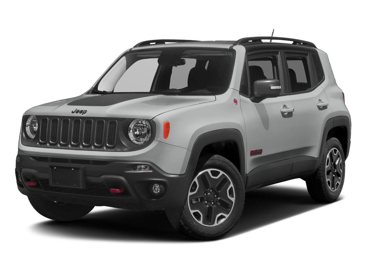 2017 Jeep Renegade Vehicle Photo in Colorado Springs, CO 80905