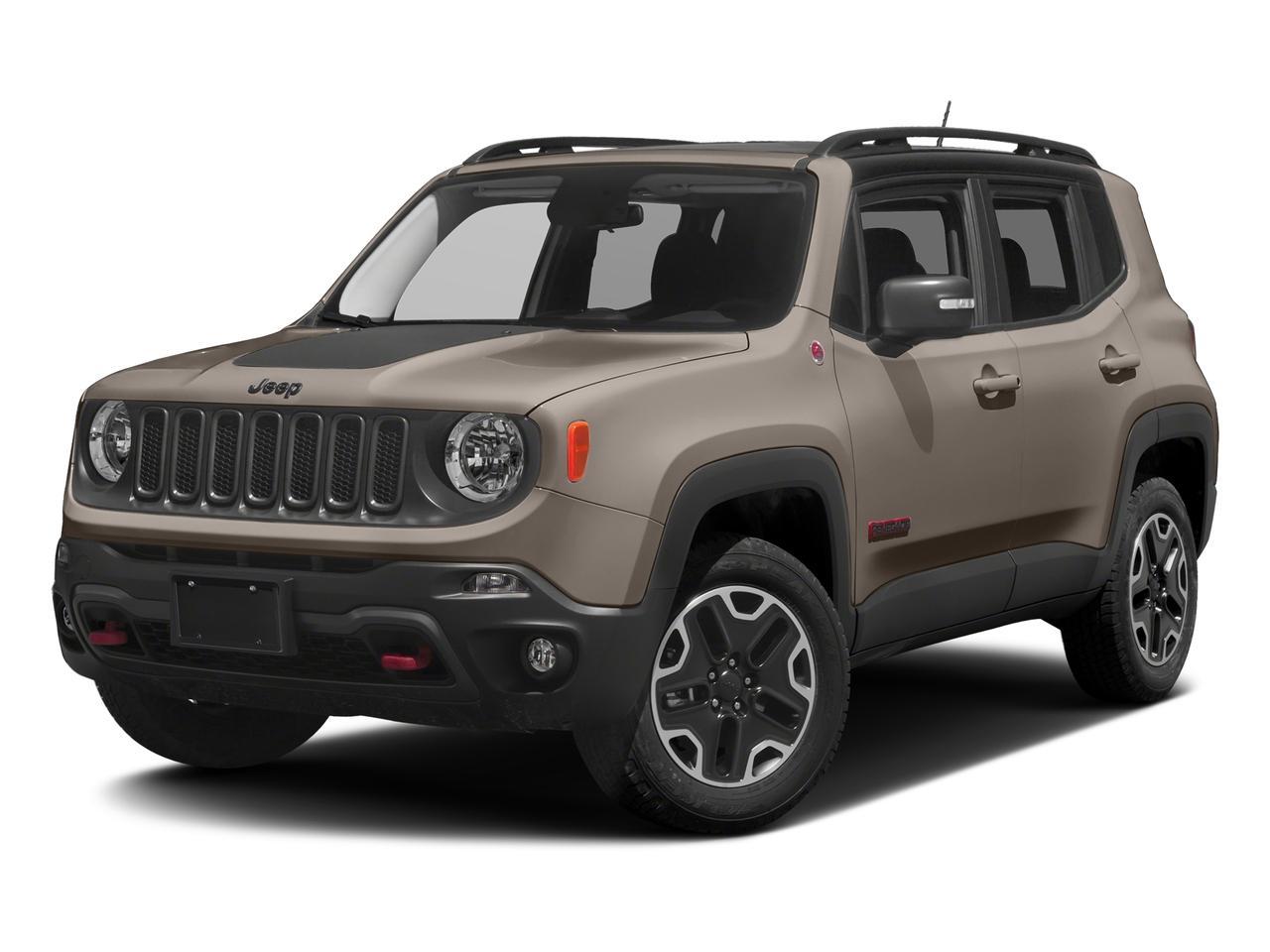 2017 Jeep Renegade Vehicle Photo in Austin, TX 78759