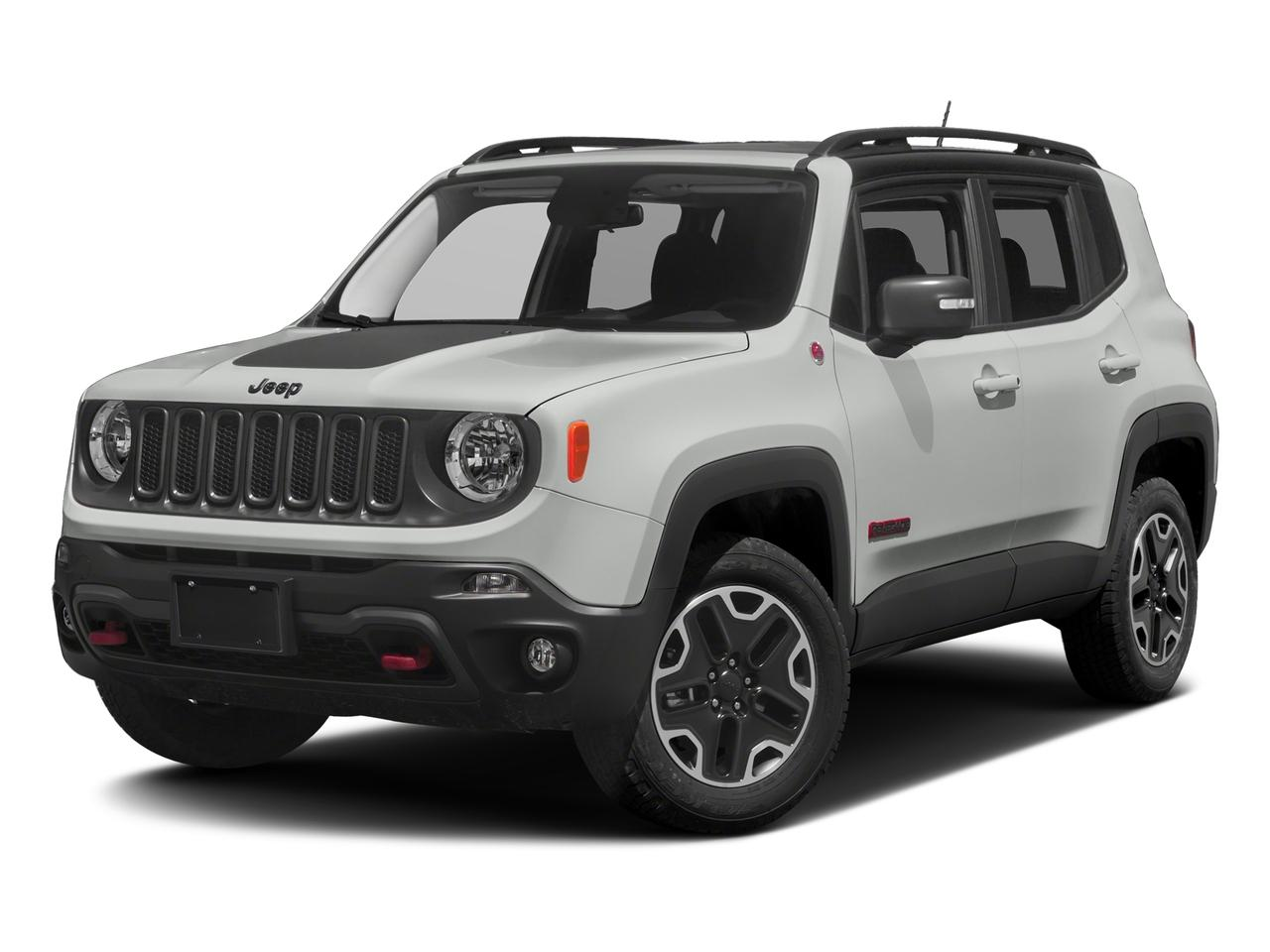 2017 Jeep Renegade Vehicle Photo in Hartford, KY 42347
