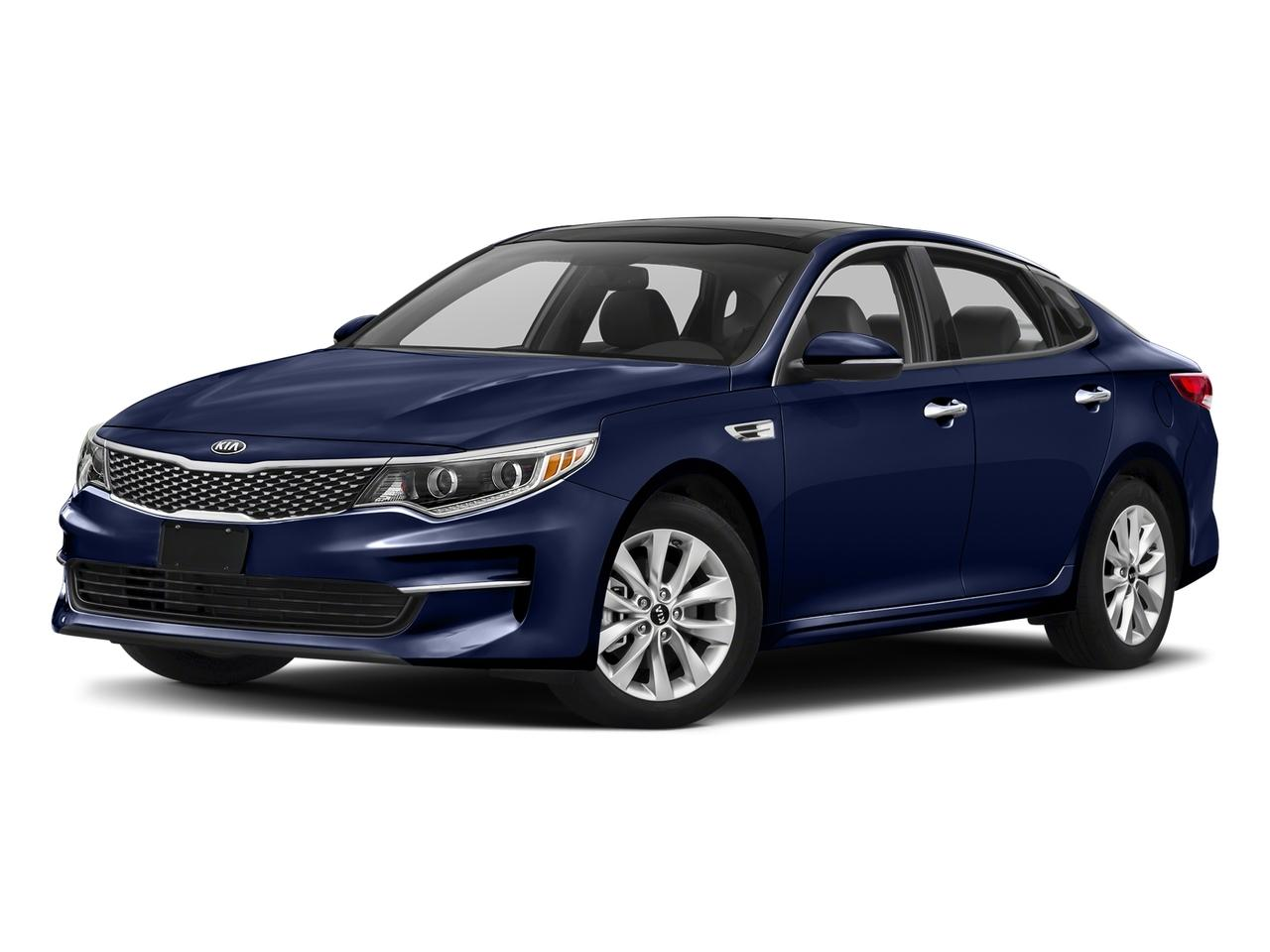 2017 Kia Optima Vehicle Photo in Manhattan, KS 66502