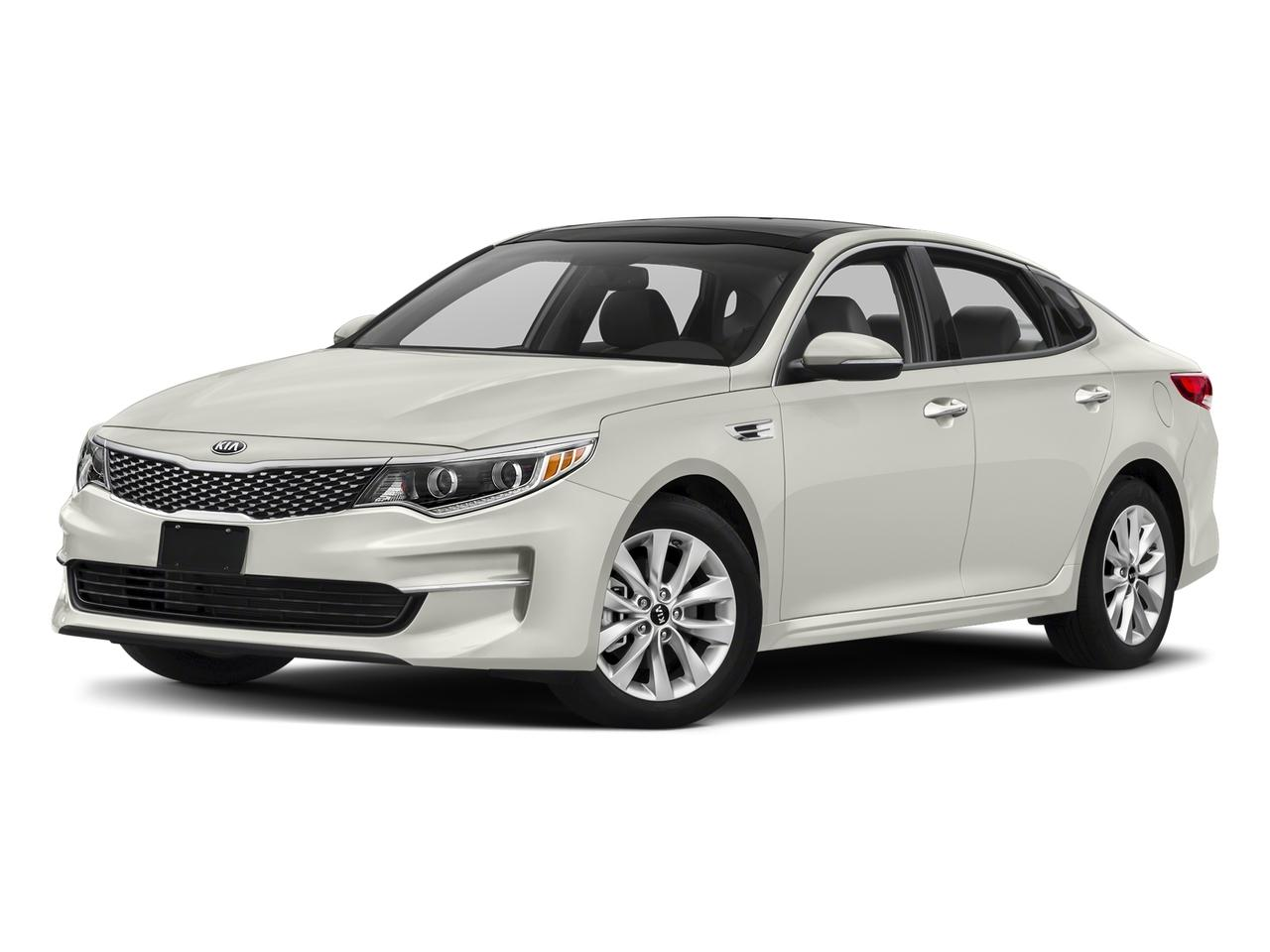 2017 Kia Optima Vehicle Photo in Trevose, PA 19053-4984