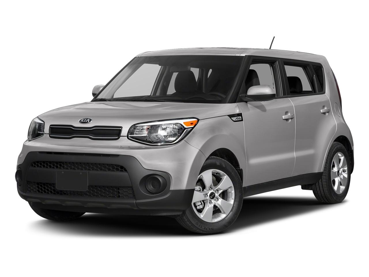 2017 Kia Soul Vehicle Photo in Beaufort, SC 29906