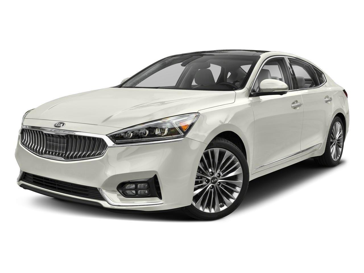 2017 Kia Cadenza Vehicle Photo in Salem, VA 24153