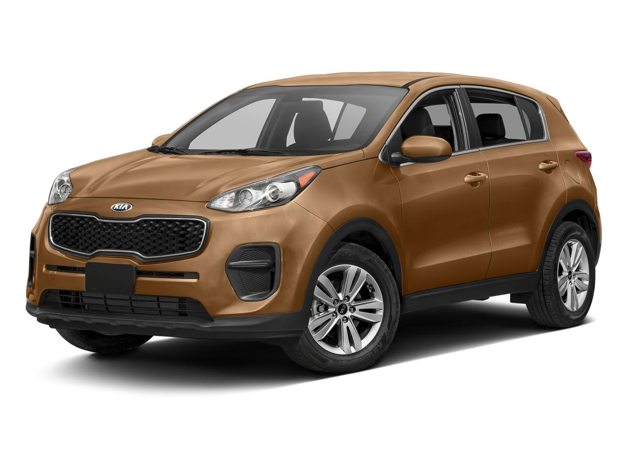 2017 Kia Sportage Vehicle Photo in Casper, WY 82609