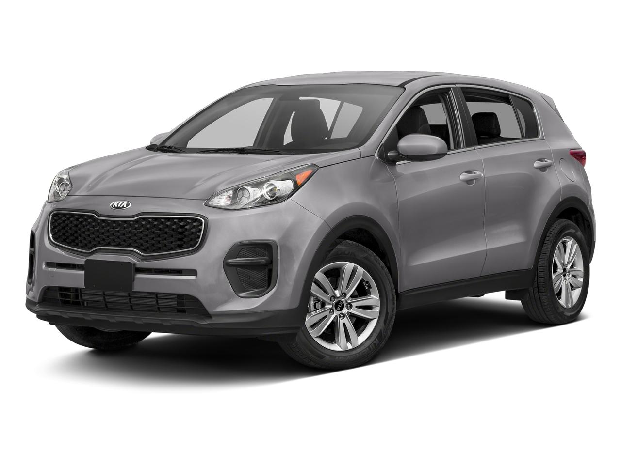 2017 Kia Sportage Vehicle Photo in Akron, OH 44320