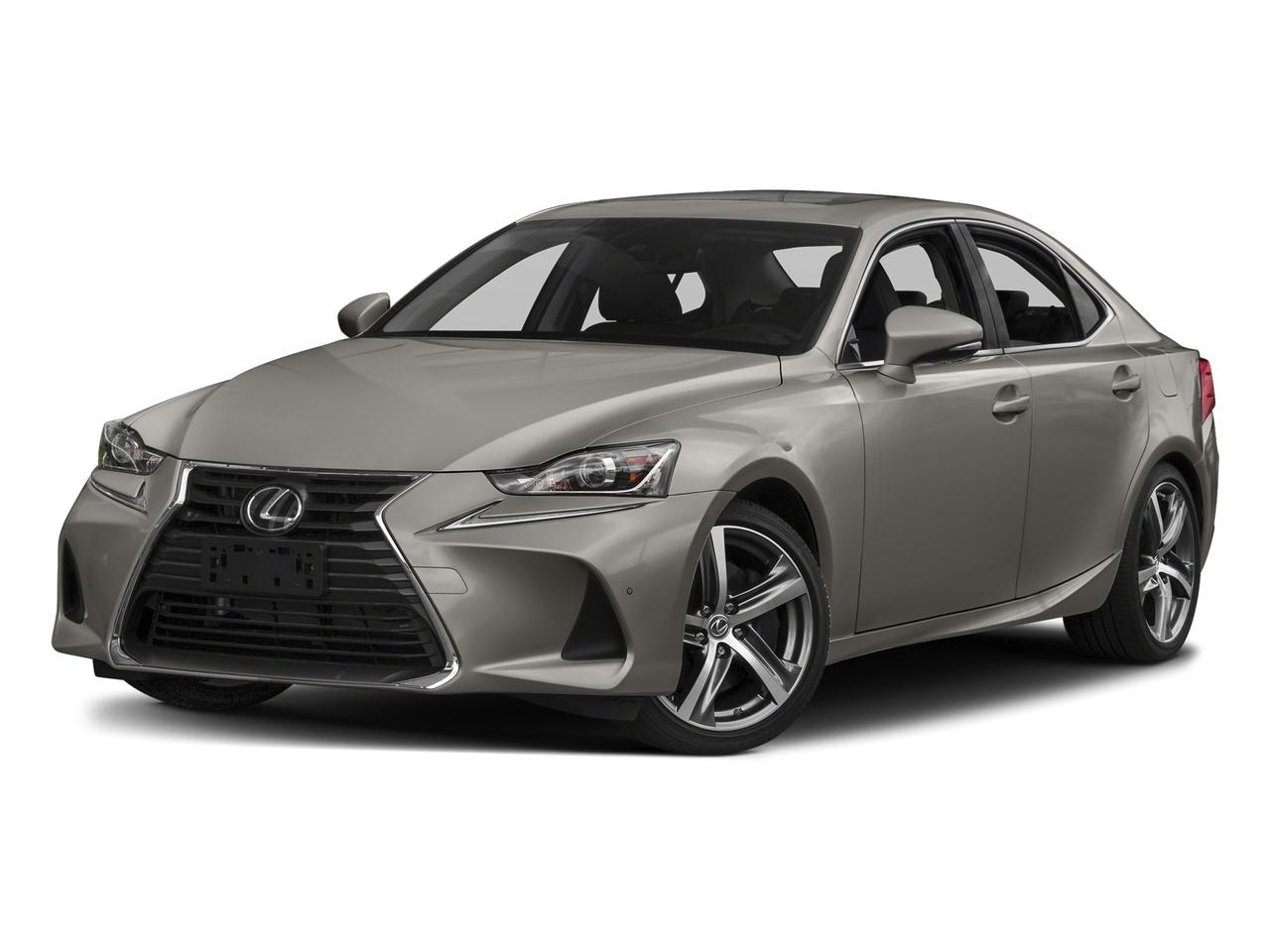 2017 Lexus IS 350 Vehicle Photo in Merriam, KS 66203
