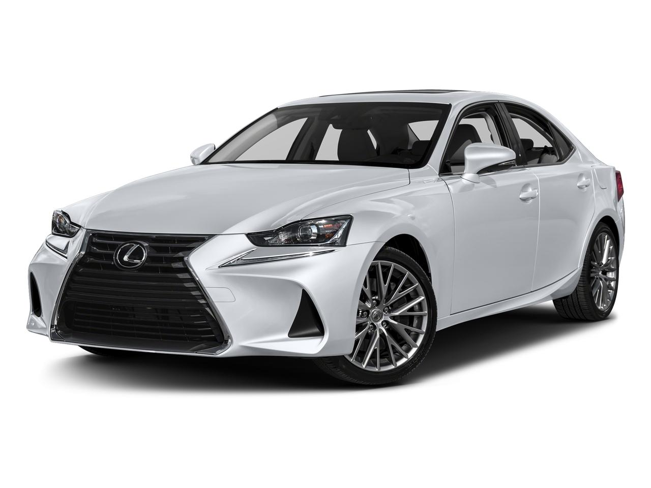 2017 Lexus IS Turbo Vehicle Photo in Temple, TX 76502