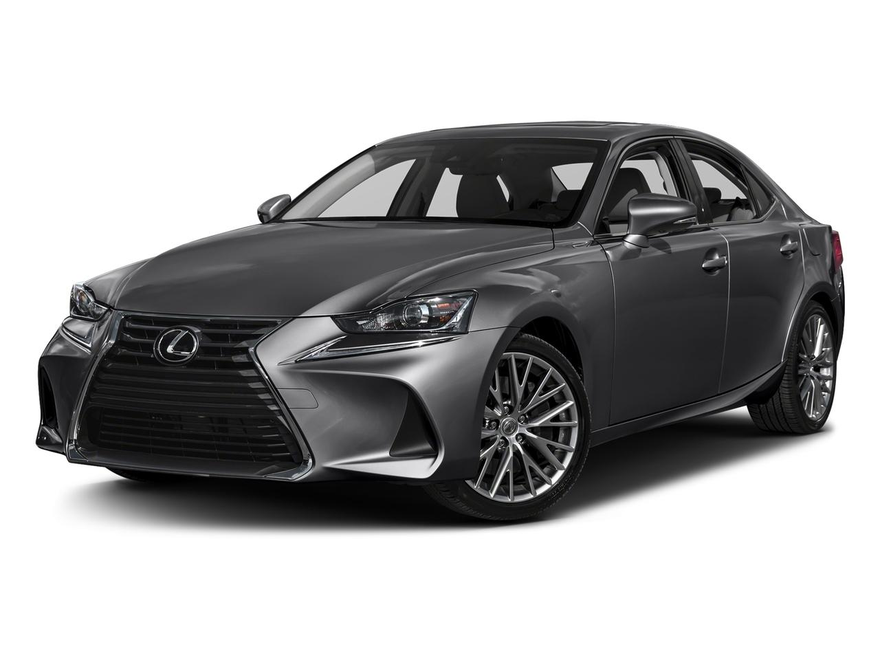 2017 Lexus IS Turbo Vehicle Photo in DULUTH, GA 30096
