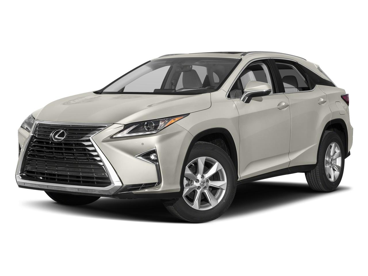 2017 Lexus RX 350 Vehicle Photo in Trevose, PA 19053-4984