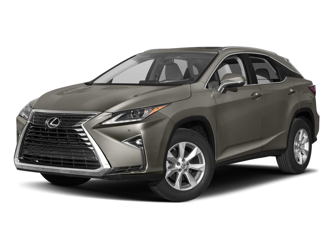 2017 Lexus RX 350 Vehicle Photo in Temple, TX 76502