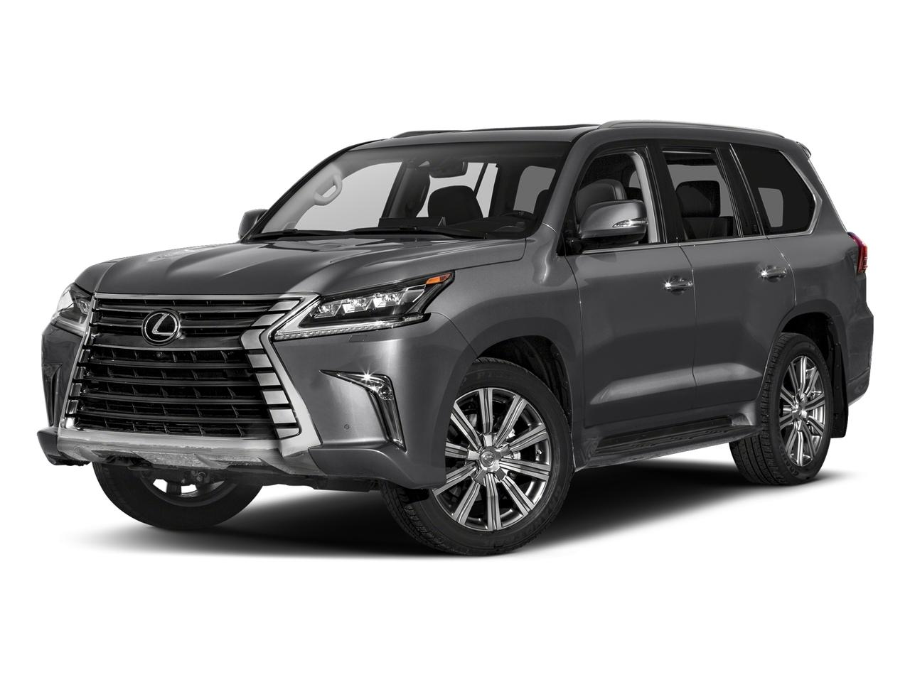 2017 Lexus LX 570 Vehicle Photo in Houston, TX 77546