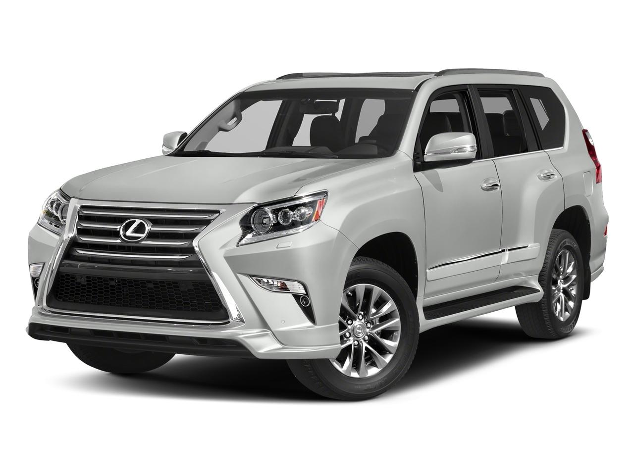 2017 Lexus GX 460 Vehicle Photo in Anchorage, AK 99515