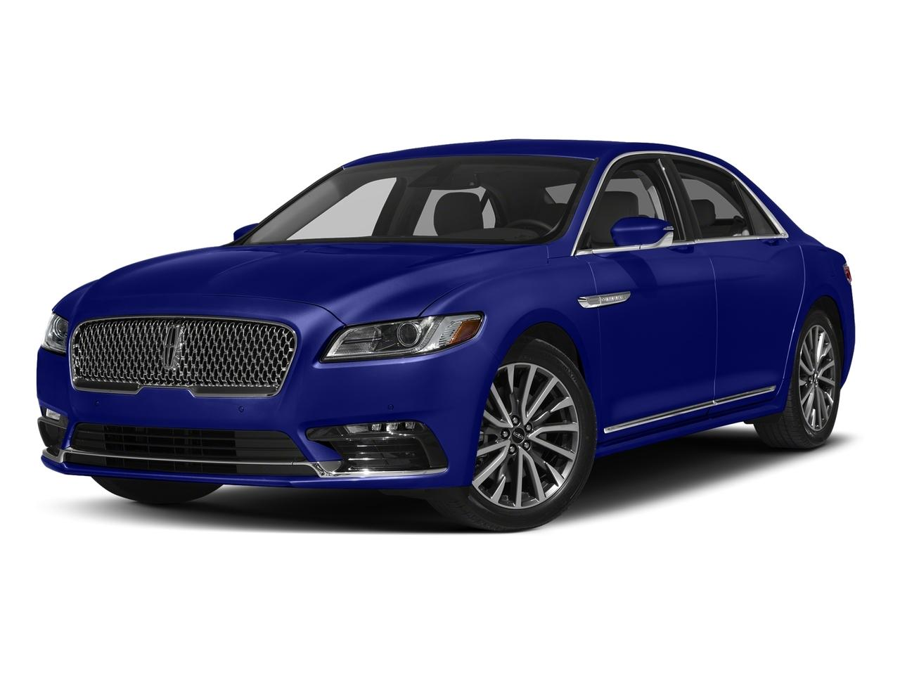 2017 LINCOLN Continental Vehicle Photo in Colorado Springs, CO 80905