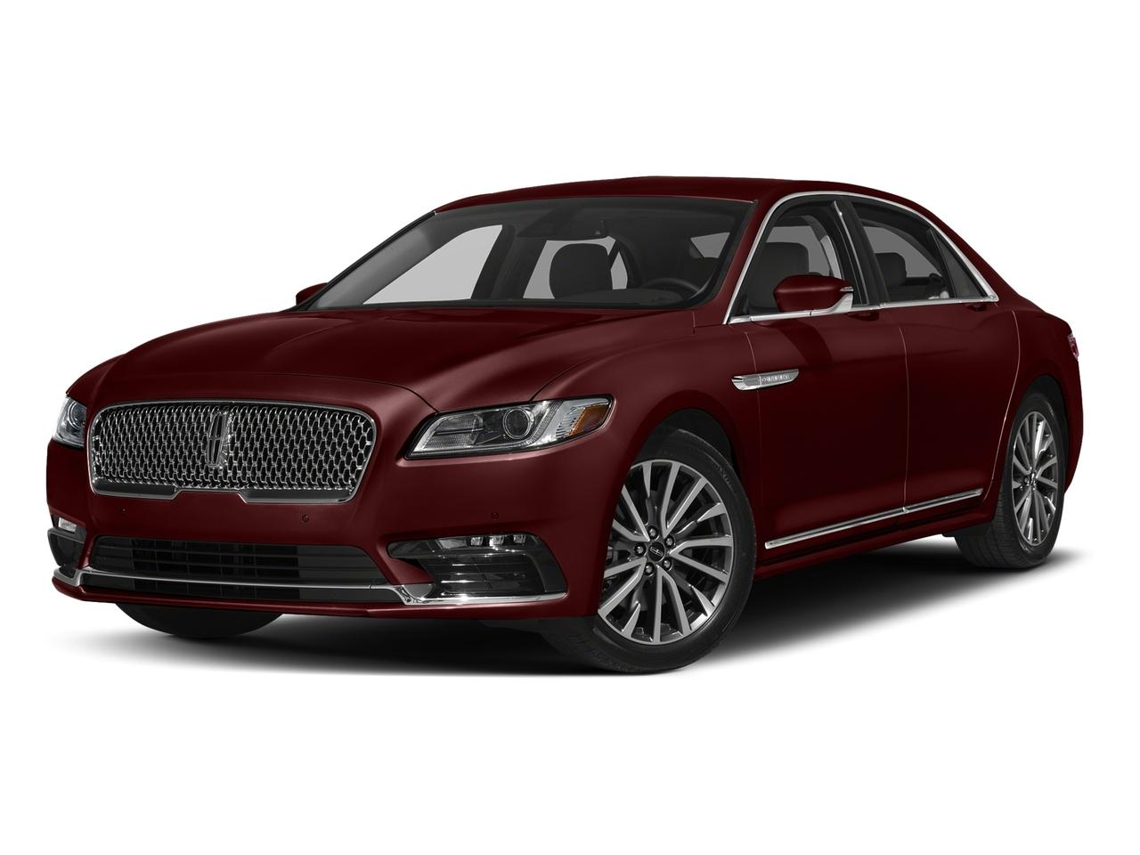 2017 LINCOLN Continental Vehicle Photo in Plainfield, IL 60586