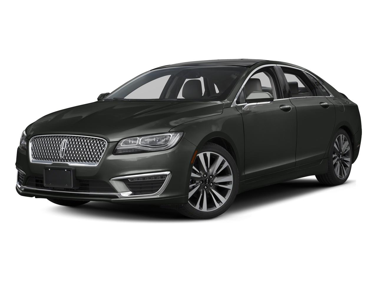 2017 LINCOLN MKZ Vehicle Photo in Moon Township, PA 15108