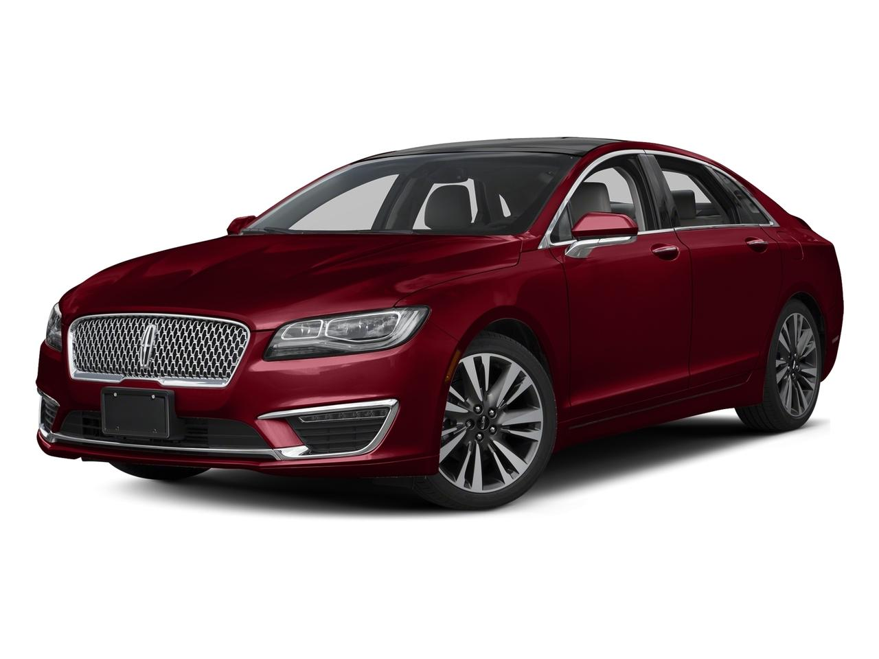 2017 LINCOLN MKZ Vehicle Photo in Darlington, SC 29532