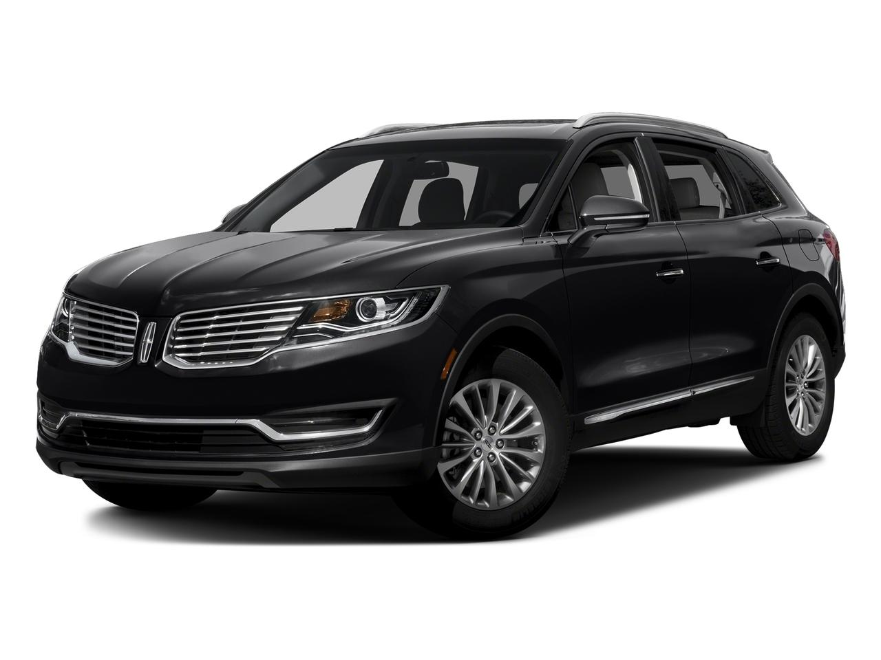 2017 LINCOLN MKX Vehicle Photo in Joliet, IL 60435