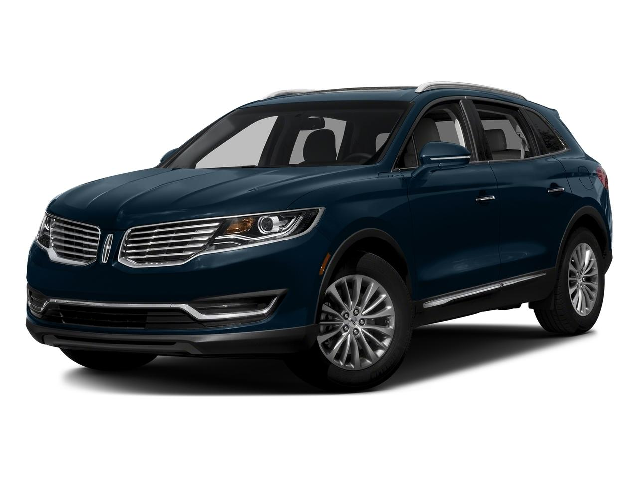 2017 LINCOLN MKX Vehicle Photo in Joliet, IL 60586