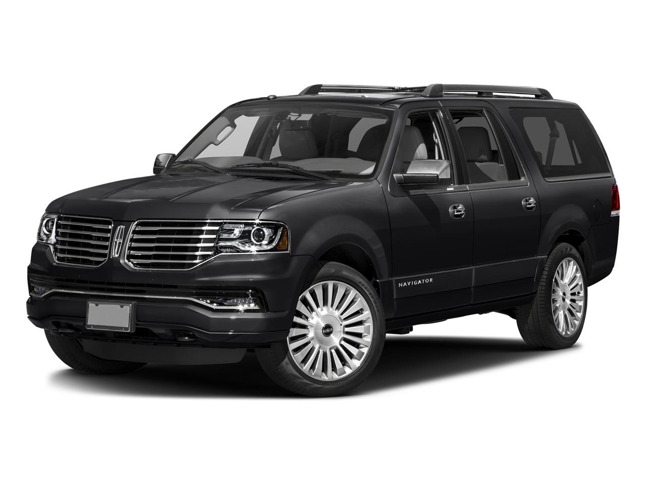 2017 LINCOLN Navigator L Vehicle Photo in Quakertown, PA 18951-1403