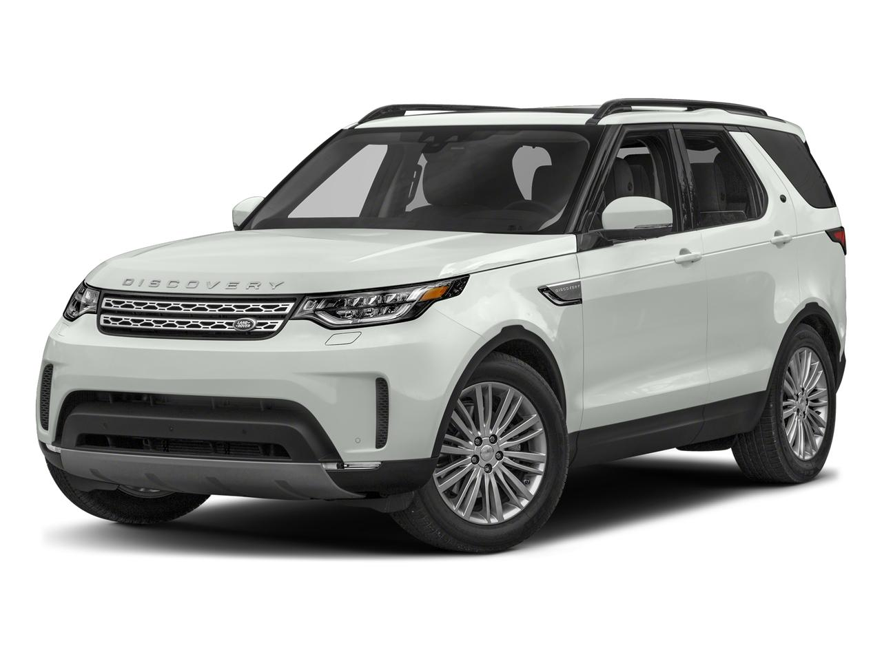 2017 Land Rover Discovery Vehicle Photo in Appleton, WI 54913