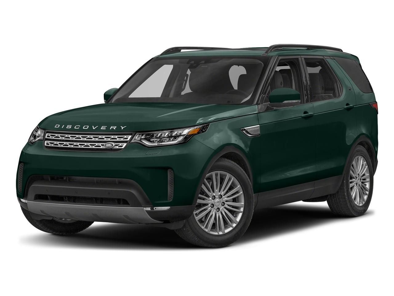 2017 Land Rover Discovery Vehicle Photo in Charlotte, NC 28227