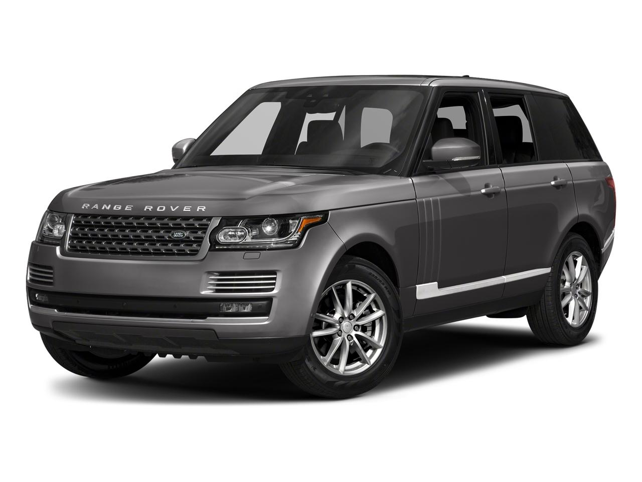 2017 Land Rover Range Rover Vehicle Photo in Tucson, AZ 85705