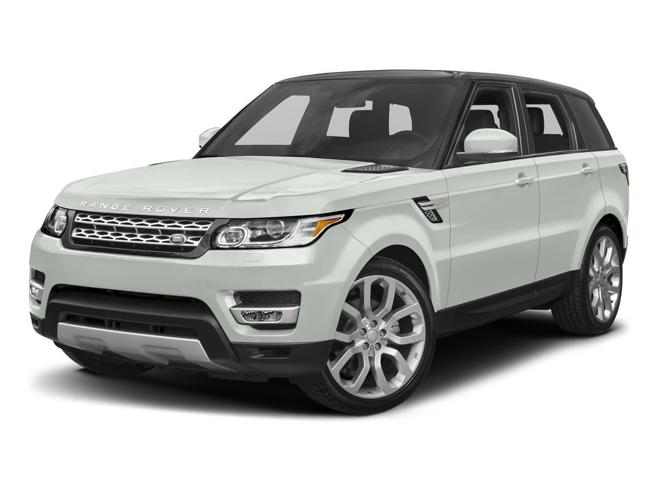 2017 Land Rover Range Rover Sport Vehicle Photo in San Antonio, TX 78230