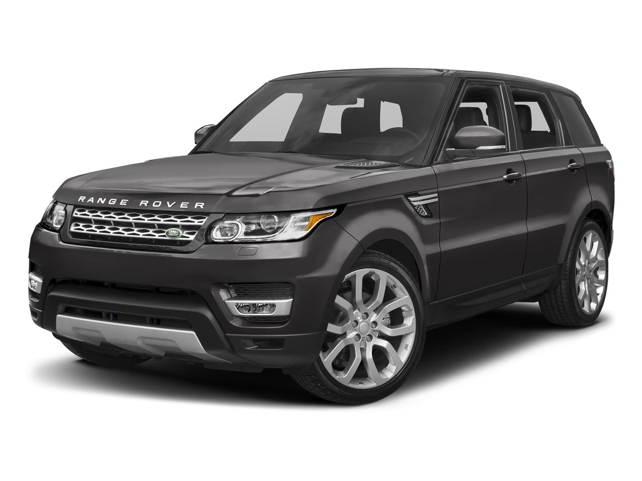 2017 Land Rover Range Rover Sport Vehicle Photo in Grapevine, TX 76051