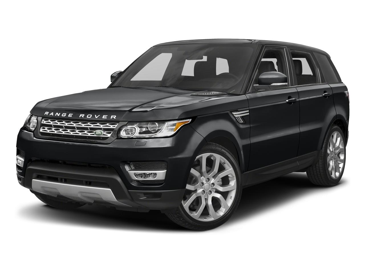 2017 Land Rover Range Rover Sport Vehicle Photo in Tucson, AZ 85705