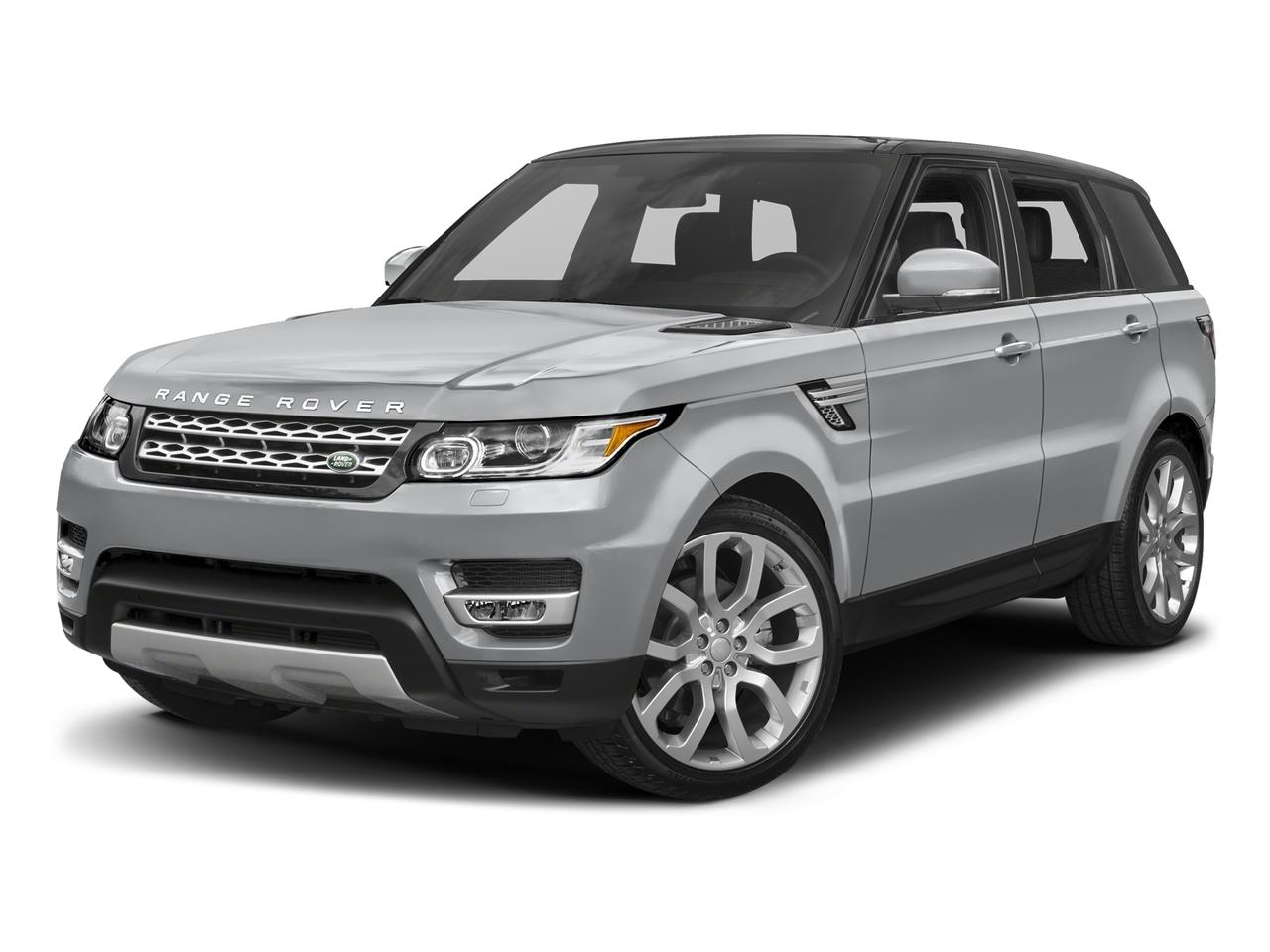 2017 Land Rover Range Rover Sport Vehicle Photo in Broussard, LA 70518