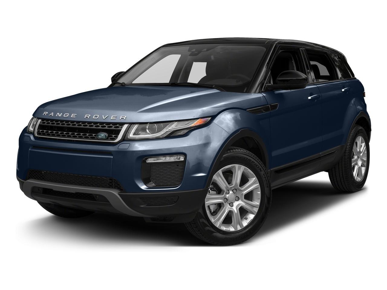 2017 Land Rover Range Rover Evoque Vehicle Photo in Pleasanton, CA 94588