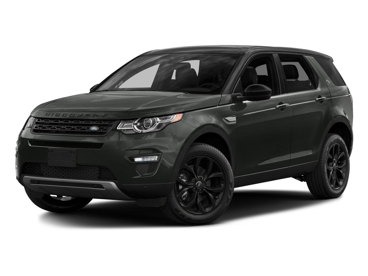 2017 Land Rover Discovery Sport Vehicle Photo in Oshkosh, WI 54904