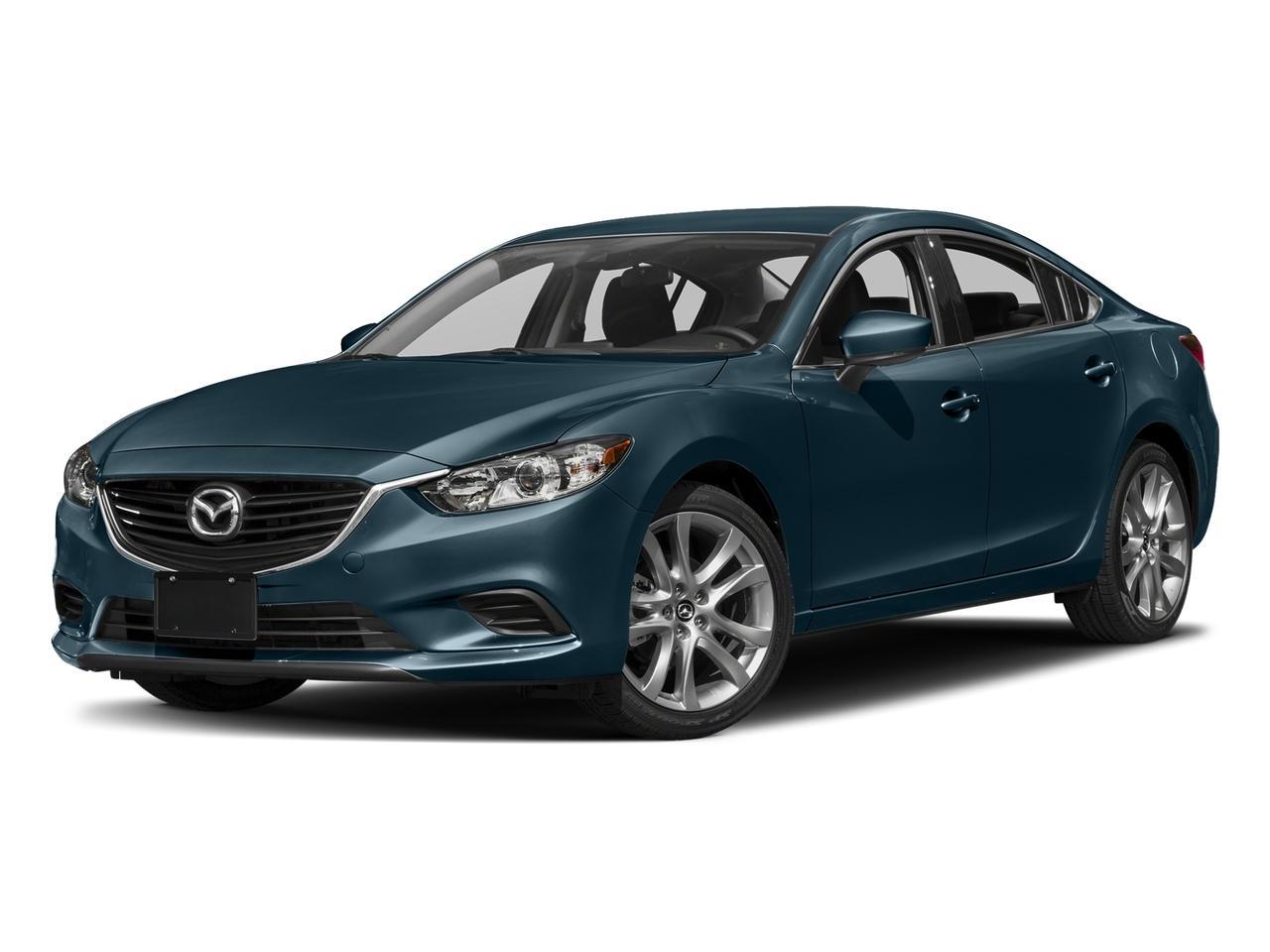 2017 Mazda Mazda6 Vehicle Photo in Joliet, IL 60435