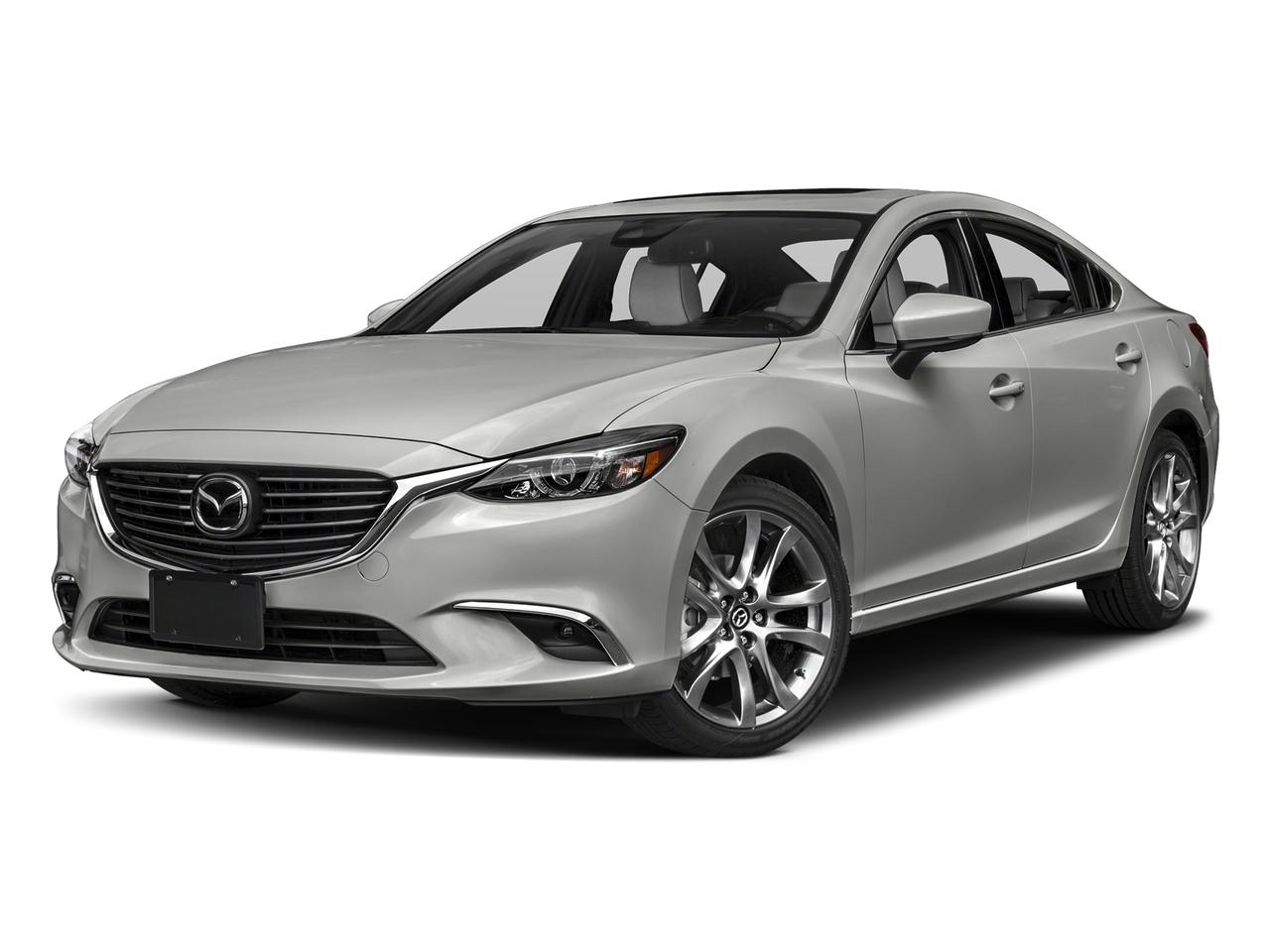 2017 Mazda Mazda6 Vehicle Photo in San Antonio, TX 78257