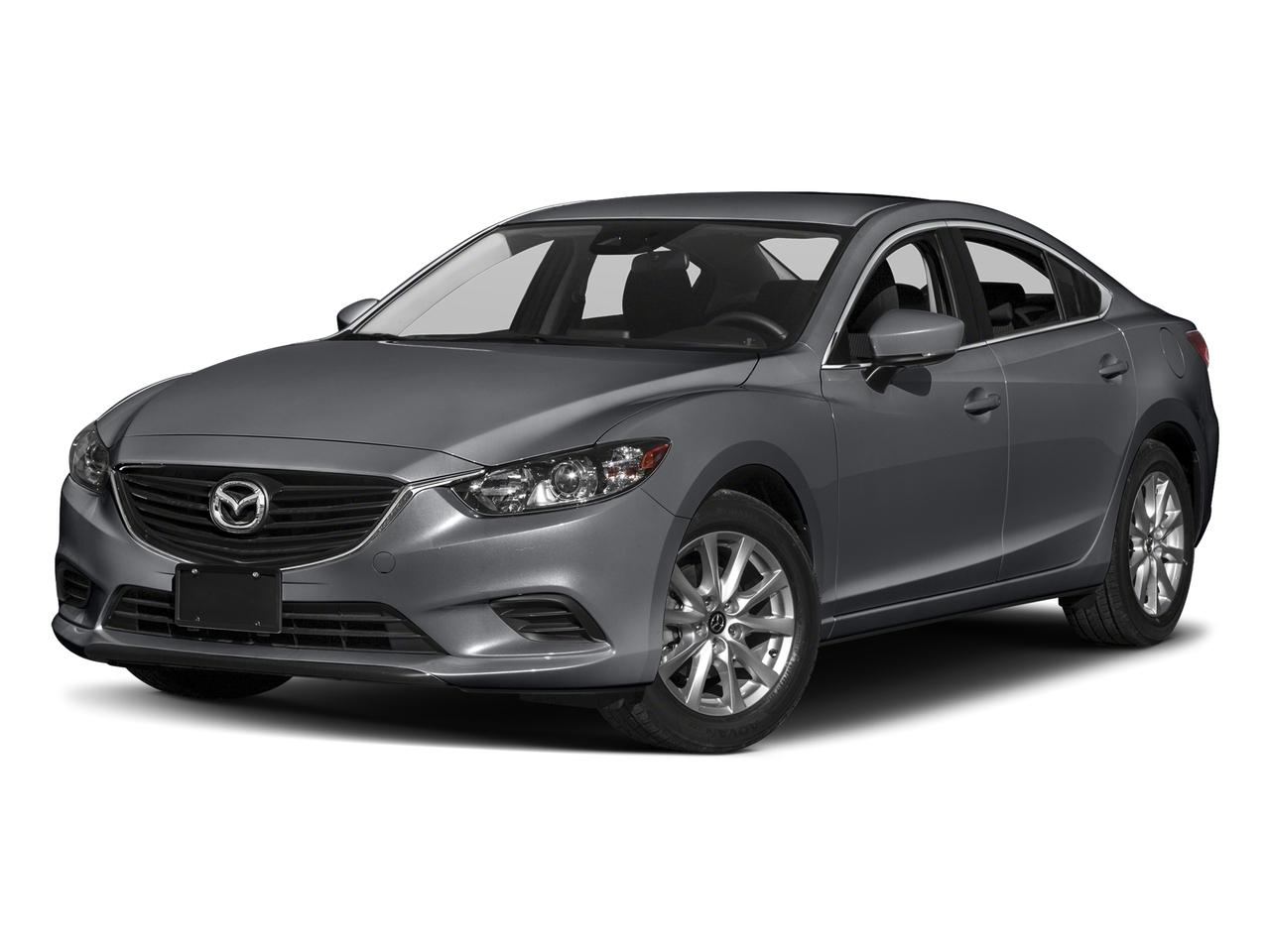 2017 Mazda Mazda6 Vehicle Photo in Trevose, PA 19053