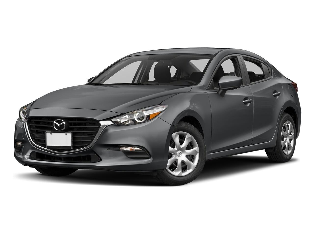 2017 Mazda Mazda3 4-Door Vehicle Photo in Joliet, IL 60435