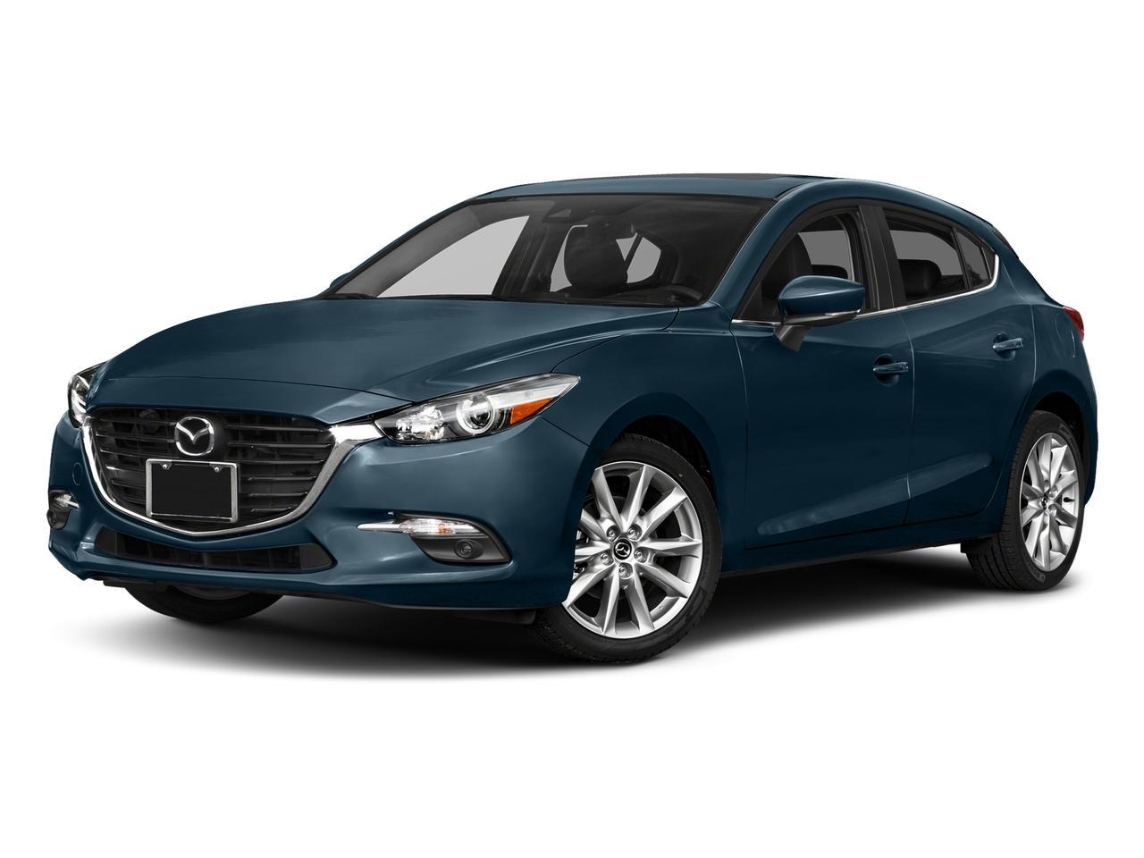 2017 Mazda Mazda3 5-Door Vehicle Photo in Chapel Hill, NC 27514