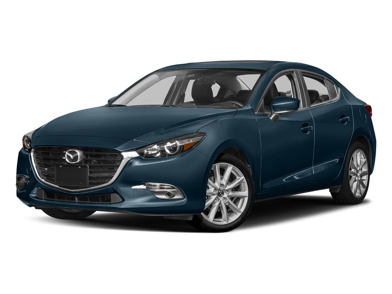 2017 Mazda3 4-Door Vehicle Photo in Plainfield, IL 60586