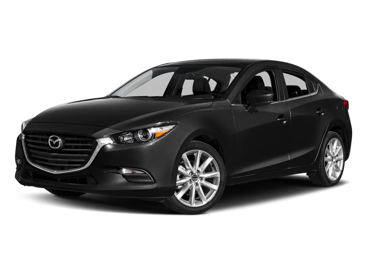 2017 Mazda Mazda3 4-Door Vehicle Photo in Oklahoma City, OK 73114