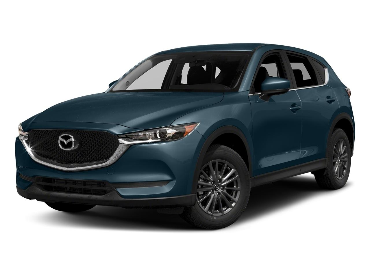 2017 Mazda CX-5 Vehicle Photo in Joliet, IL 60586