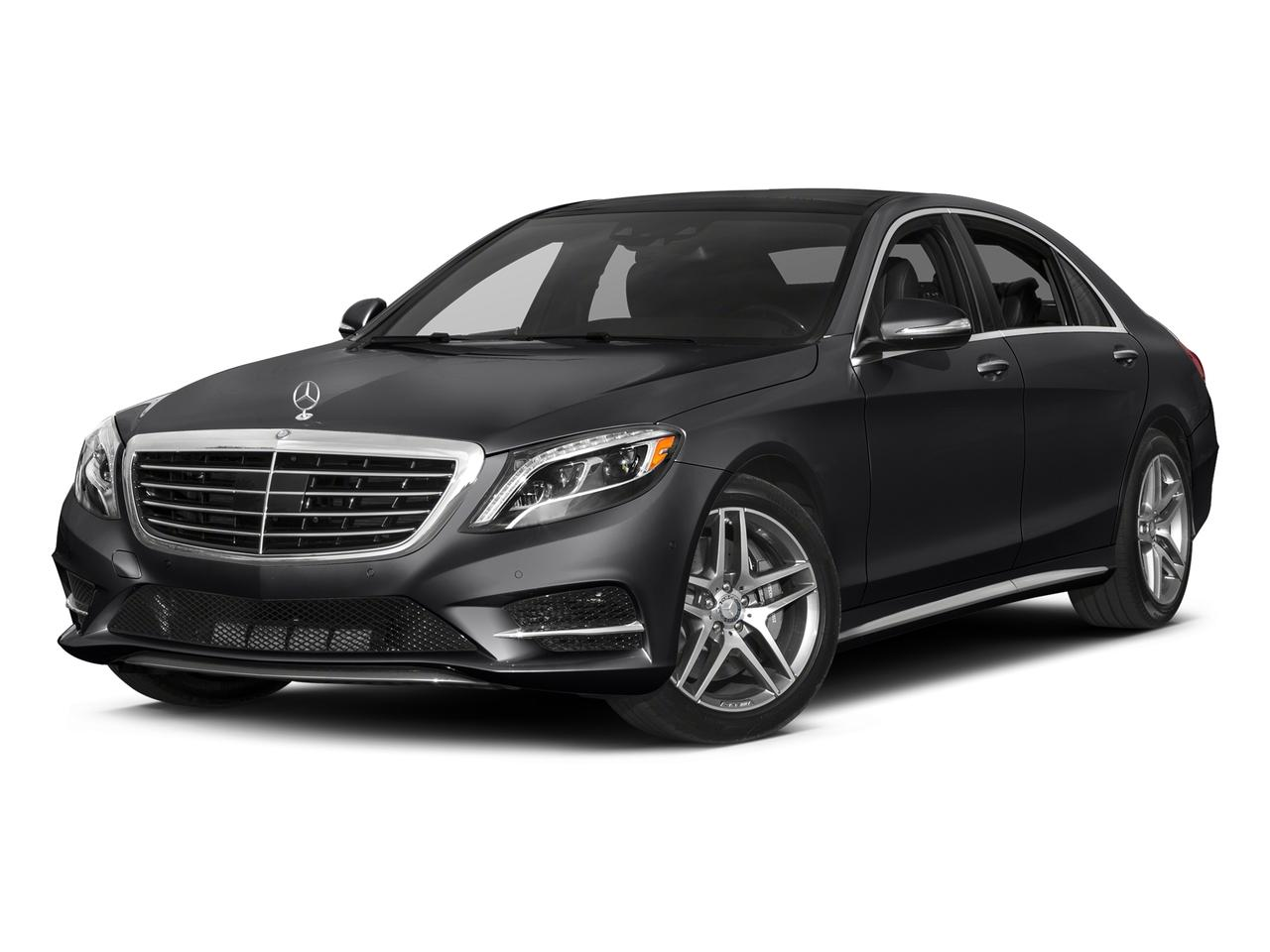 2017 Mercedes-Benz S-Class Vehicle Photo in Flemington, NJ 08822