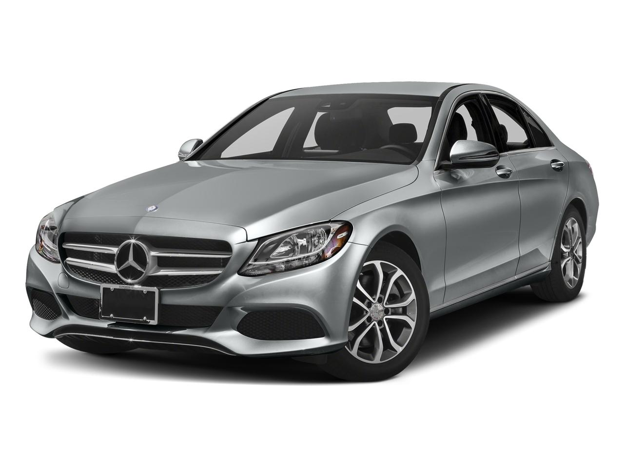 2017 Mercedes-Benz C-Class Vehicle Photo in San Antonio, TX 78230