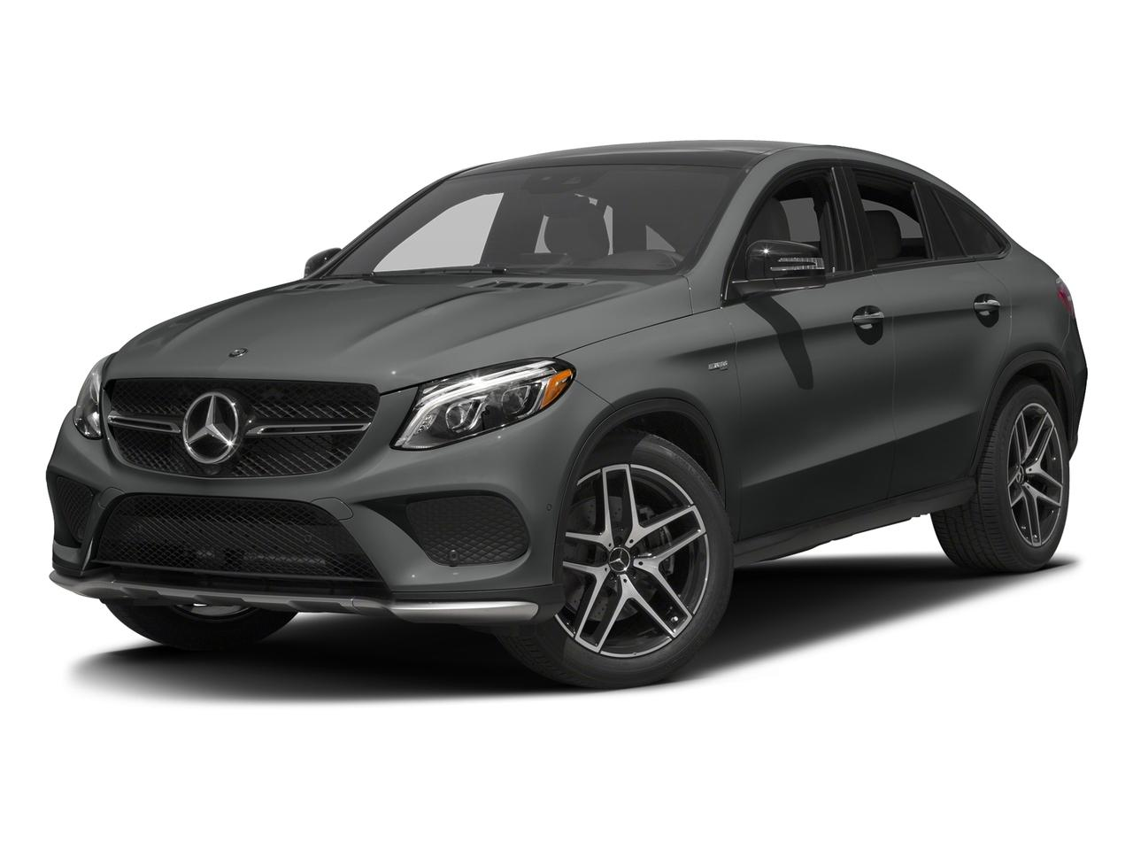 2017 Mercedes-Benz GLE Vehicle Photo in Colorado Springs, CO 80920