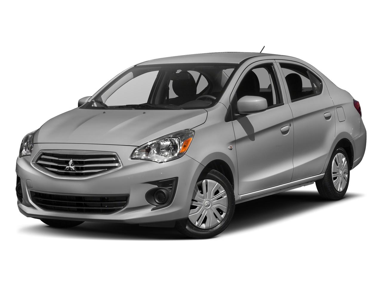 2017 Mitsubishi Mirage G4 Vehicle Photo in Killeen, TX 76541