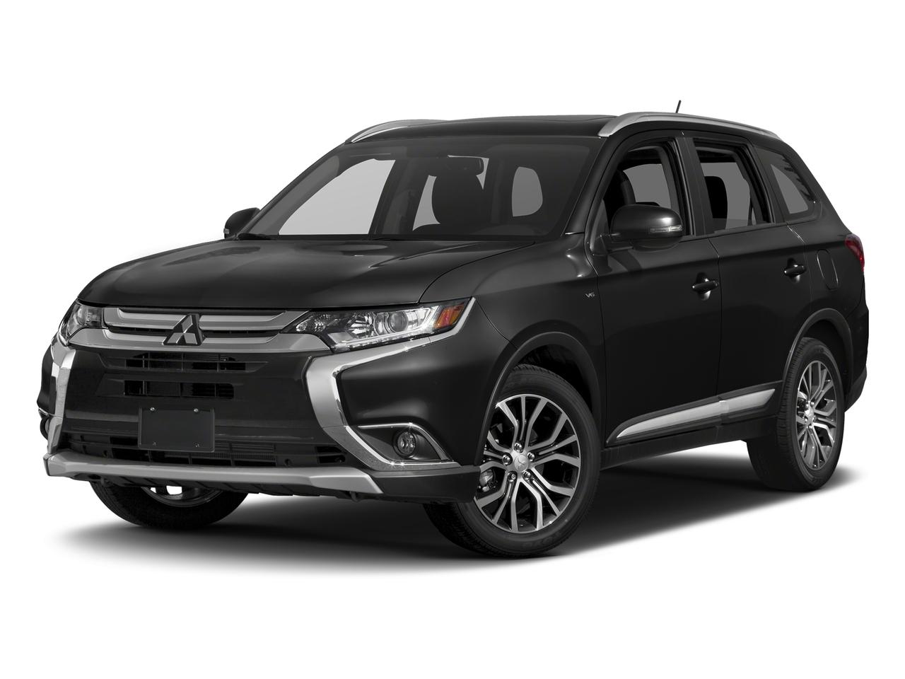 2017 Mitsubishi Outlander Vehicle Photo in Peoria, IL 61615